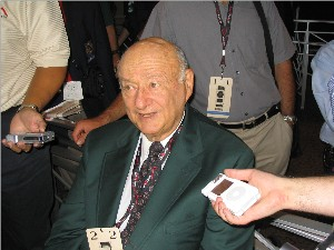 Former Mayor Ed Koch