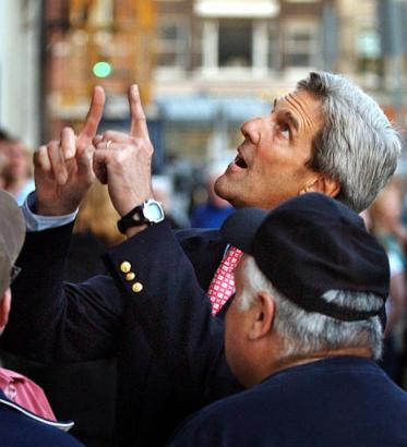 John Kerry, Optimist