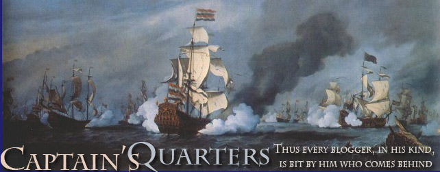 Captain's Quarters Blog
